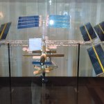 "ISS ""International Space Station"" model"