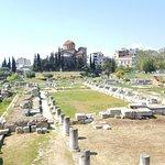 Kerameikos Cemetery.