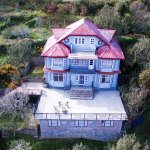 Bird's Eye view of Deodar Cottage