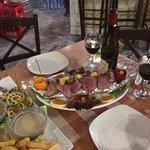 Irodion Garden Restaurant Foto