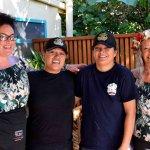 Meet Team Tuoro,Michelle & Remiah & Chef Nat & Poko