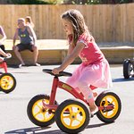 Bikes for adults and children available to hire