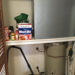 The kitche pantry
