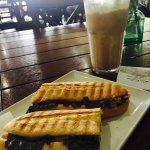 Best ice coffee and tuna baguette I have tried in Honiara . A must !!