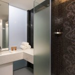 Hard Rock Hotel Singapore Deluxe Room Bathroom