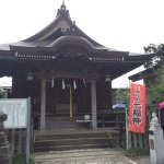 shrine building