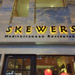 If one day you want to try mediterranean food in HCMC, I would like to recommend you Skewers res