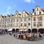 Le charme du centre d'Arras, à 2 pas de l'hôtel