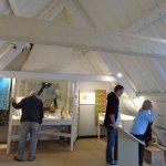 The attic where James Cook and upto another 16 apprentices lived