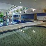 20 m pool, kids pool and jacuzzi
