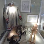 Artefacts from his Canadian exploration