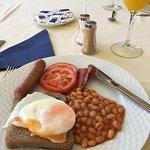 Breakfast is fine