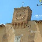 Torre dell'orologio (particolare)