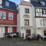 Great hotel .. excellent location for dear old lovely Bernkastel!!