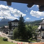 view from hotel natale