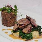 A recent lamb dish.