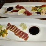 More sashimi