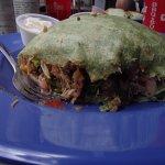 Excellent burrito!