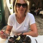 beautiful mussels........