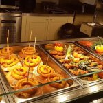 Carvery lunch served daily