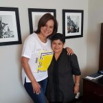 The wonderful Martha Rodríguez Cano, thank you so much for your excellent attention