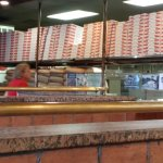 Pizza boxes and more pizza boxes