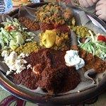 Abyssinia dish!