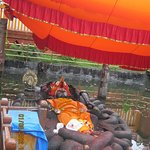 Budhanilkantha or Sleeping Vishnu
