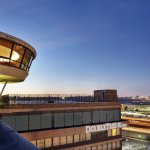 DC's only revolving rooftop restaurant and bar