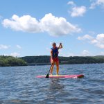Deep Creek Lake State Park offers paddleboard, kayak & canoe rentals.