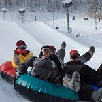 Beyond skiing/riding, Wisp's Mountain Park has snow tubing, ice skating and mountain coaster.