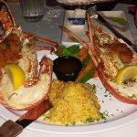 Baked Lobster at Mim's