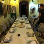 Wedding Celebratory Dinner