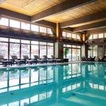 Indoor Saltwater Horizon Pool