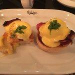 yum eggs benedict