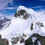 Breithorn Peak & Glacier