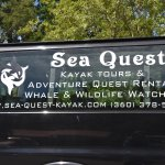 Sea Quest is amazing, and I love the Yin Yang Orca symbol!