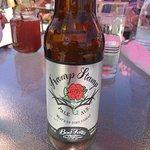 Tramp Stamp Beer. Not too bad.