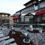 Zona de Terraza en Grant´s Restaurante...