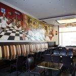 Murales en Grant´s Restaurante...