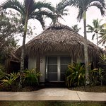 Our beachfront villa