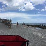 Photo de Caspersen Beach