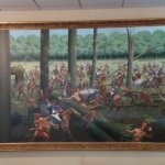 Battle of Fallen Timbers recreation
