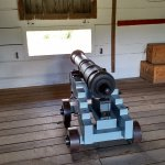 blockhouse cannon