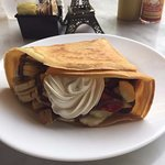 The To Die For For crepe