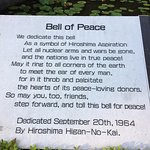 Photo of Peace Bell