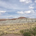 Interesting layers from the painted desert.