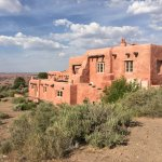 Painted Desert Inn a historical building. Used to take travelers from Route 66 Many years ago.