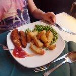 Chicken Goujons (Children's Menu)