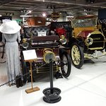 Period cars and dress